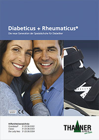 Diabetic footwear, rheumatic footwear, special socks and amputation socks
