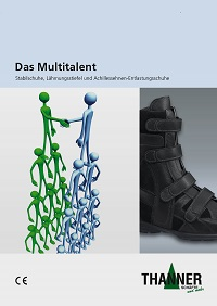 Stability shoes, Paralysis boots, Achilles tendon relief shoes